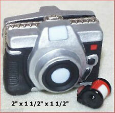 CAMERA with 35MM FILM-Porcelain Hinged-Box-MIDWEST OF CANNON FALLS