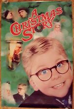 CHRISTMAS STORY Commercial Poster 24x36Classic Movie Scenes Compilation RALPHIE!