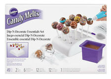 Candy Melts Dip and Clip Decorating Essentials Set from Wilton #0032 - NEW