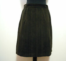 MISSONI Gonna Donna Velluto Woman Velvet Skirt Sz.XL - 48