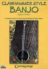 Learn to Play Clawhammer Style Banjo Tutor Double DVD Chords Strumming Slides