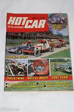 Hot Car July 1973: Allegro 1750/V8 Trike/55 Cadillac Fleetwood/BMW 2002 Guide