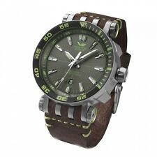 Vostok Europe Men's watch Energia Rocket Titanium Automatic NH35A-575H284