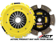ACT Clutch Kit 08-on Lancer Evo Evolution X 4B11 Heavy Duty 6 Puck