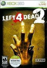 Left 4 Dead 2 (xbox 360) Complete! Ships Fast!