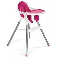 Mamas & Papas 2014 2-in-1 Juice High Chair - Pink - New! Free Shipping!