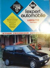 Revue technique LANCIA Y 10 FIRE TOURING TURBO + GTIie RTA EXPERT 296 1992 Y10