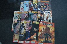 WOLVERINE SERIE COMPLETA 113 MARVEL 1 cover A 2 3 4 5 6 7 8 9 10 11 12 13-peA1