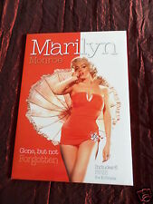 MARILYN MONROE - GONE BUT NOT FORGOTTEN  - P/B  IN WALLET- INC 6 PRINTS