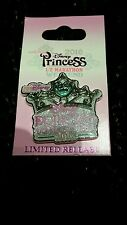 Brand new 2016 Walt Disney world Princess 1/2 marathon tiara pin limited release
