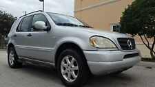 Mercedes-Benz : M-Class ML430 AWD