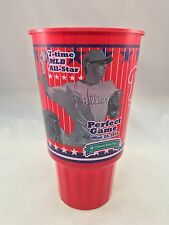 ROY HALLADAY PHILADELPHIA PHILLIES PERECT GAME CITZENS BANK PARK CUP GIVE-AWAY