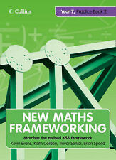 New Maths Frameworking - Year 7 Pupil Book 2 (Leve..., Speed, Brian Paperback