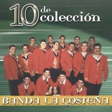 10 de Coleccion by Banda la Coste€a (CD, May-2005, Sony Music Distribution...