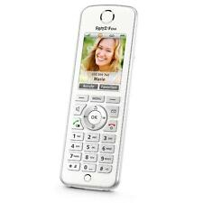 AVM FRITZ!Fon C4 Telefon (Farbdisplay, beleuchtete Tastatur) weiß *NEU&OVP*