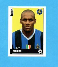 PANINI CALCIATORI 2006-2007- Figurina n.162- MAICON - INTER -NEW