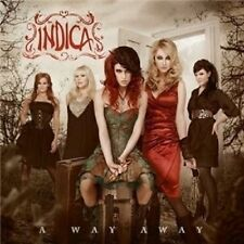 "INDICA ""A WAY AWAY"" CD+DVD NEU"