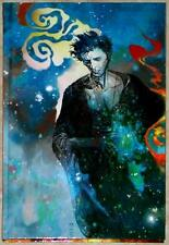 NEIL GAIMAN ~ SANDMAN: OVERTURE ~ DELUXE EDITION ~ FIRST PRINTING ~ HC