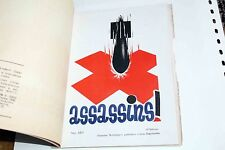 RRR! Book issued 1937 in Moscou with Spain anti war posters, only 1000 issued!