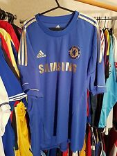 Chelsea Football Shirt mata 10 XL
