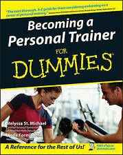 Becoming a Personal Trainer for Dummies - NEW