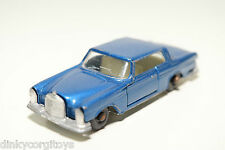 EFSI BEST BOX 2516 MERCEDES BENZ 250SE 250 SE BLUE NEAR MINT RARE SELTEN RARO