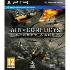 Air Conflicts Secret Wars PS3