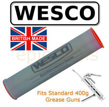 1 x WESCO 400g High Performance Multi-Purpose Lithium 2 EP Grease Cartridge