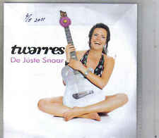 Twarres-De Juste Snaar Promo cd single