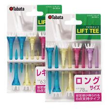 New Tabata Lift Tee Reg (63mm), Multicolor, 10 Tees/pack, GV1413 R