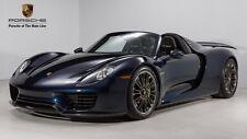 Porsche: Other 918 Spyder
