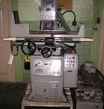 "Chevalier Sharp 6"" x 18"" Hydraulic 2-Axis Surface Grinder,-FSG-2A618-1987"