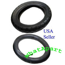 12 1/2 x 2 1/4 Tire & Inner Tube bent stem set for Trikke T12 Roadster scooter