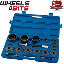 Draper Expert 19 Piece Metric Wheel Bearing Removal And Service Tool Kit 64599