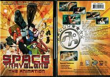 Space Travelers Movie DVD New Anime