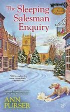 The Sleeping Salesman Enquiry (An Ivy Beasley Mystery) Purser, Ann Mass Market