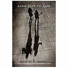 Janie Face to Face, Cooney, Caroline B., Good Condition, Book