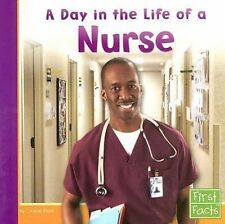 A Day in the Life of a Nurse by Connie Fluet (2000, Paperback)