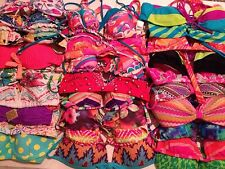 Wholesale Lot 40 Designer BIKINI Top & Bottom Junior NWT Mixed Colors Sizes