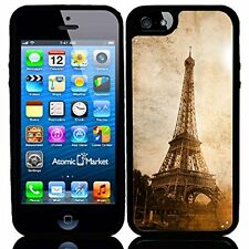 Eiffel Tower Grunge For Iphone 6 Case Cover