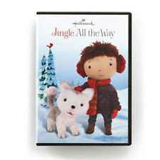 Hallmark Christmas KOB9906 Jingle All The Way DVD NEW SEAL (A16)