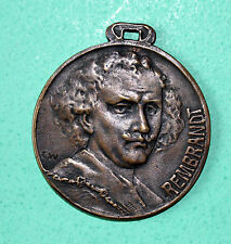 Bronzemedaille Rembrandt 1907 Lucasfest