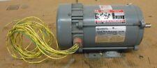 DAYTON, INDUSTRIAL MOTOR, 3N370, 1 HP, 1725 RPM, 230/460 VOLTS, FRAME J56H