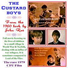 The Custard Boys - Full Rare CFU 1979 Film from  the 1960 John Rae Book
