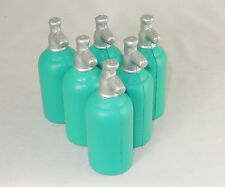 Seltzer Bottle Shaped Stress Relief Toys, Lot of 6, Squeezable Foam ~ #SB-579
