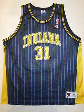 Pacers Indiana NBA Maglia Jersey Champion Pallacanestro Vintage Regia Miller #31