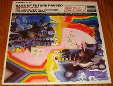 THE MOODY BLUES DAYS OF FUTURE PASSED ORIGINAL LP STILL SEALED  1967