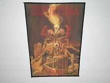 SEPULTURA ARISE SUBLIMATED BACK PATCH