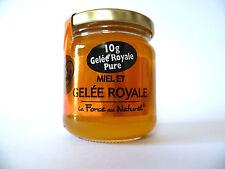 Gelée Royale Honig mit 10g purem Gelee Royal Königinnenfutter aus Frankreich !