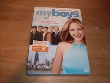 My Boys The Complete First Season 1 (DVD, 2008, 3-Disc Set) Comedy TV Show NEW